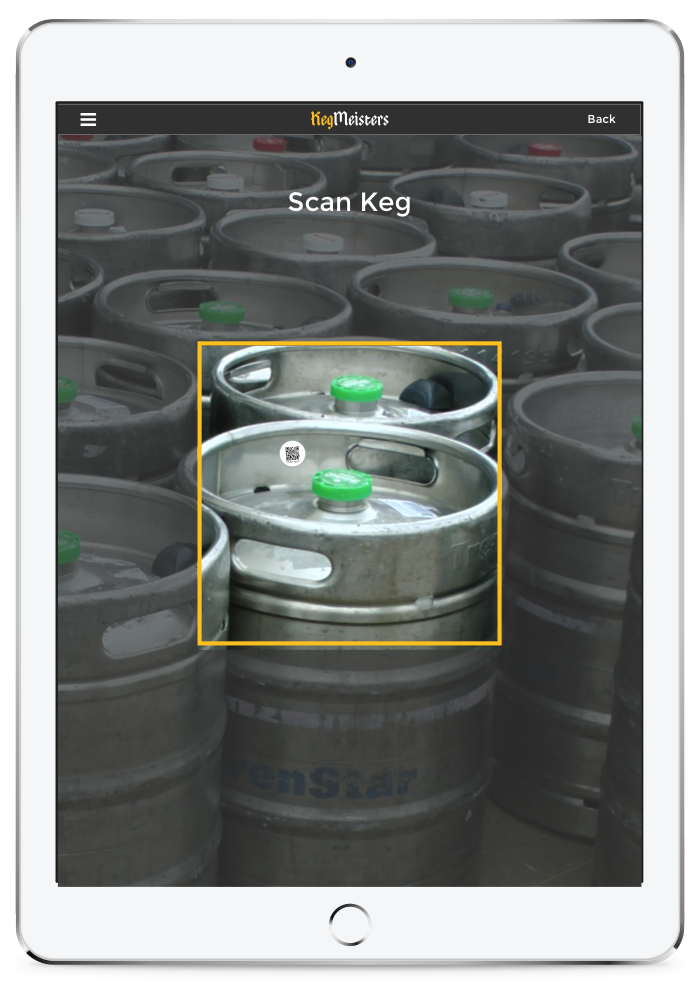 Kegmeisters Keg Reservation Page